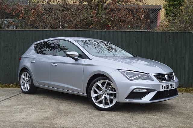 SEAT Leon Hatchback 1.8 TSI FR Technology 5dr